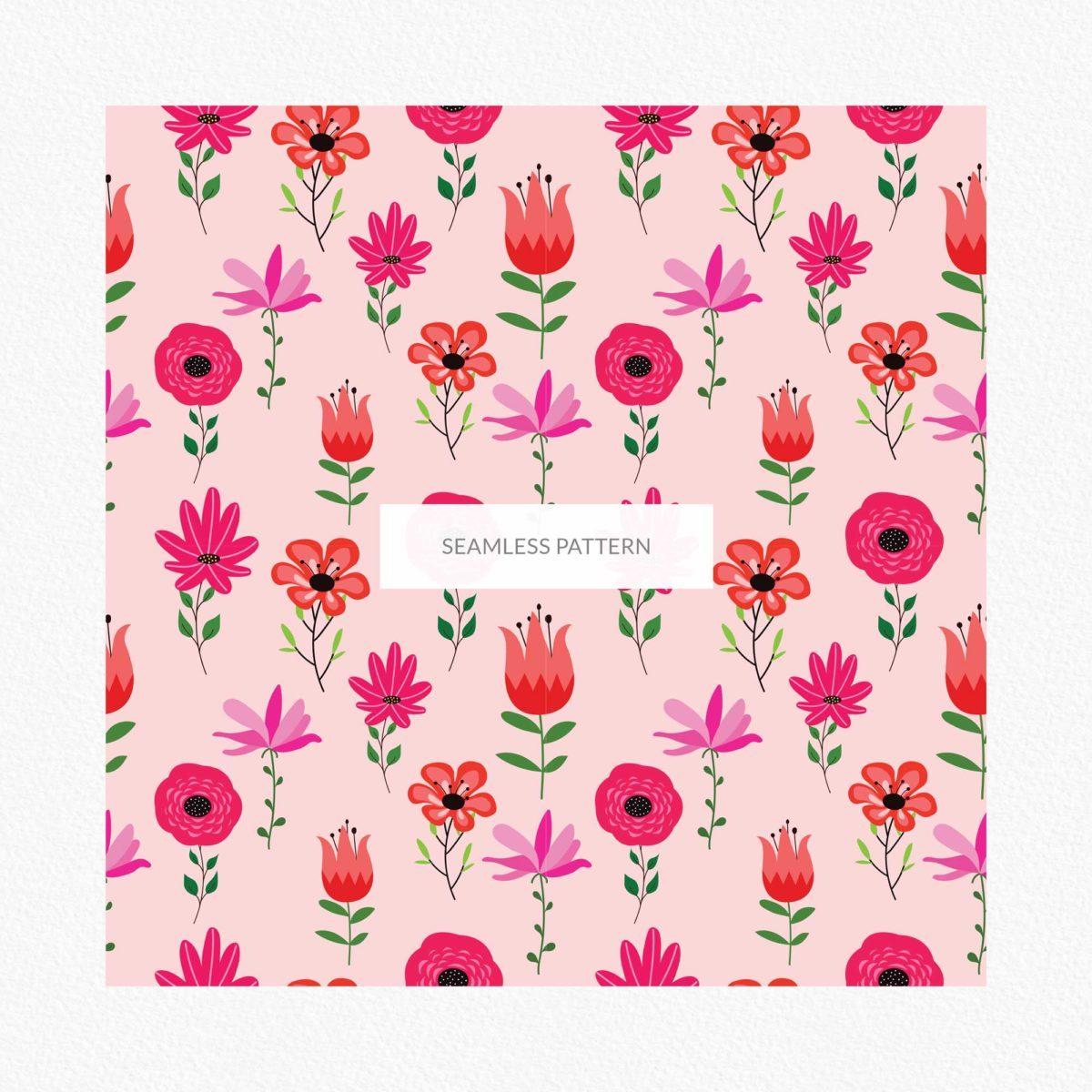 Garden Floral Clipart Collection