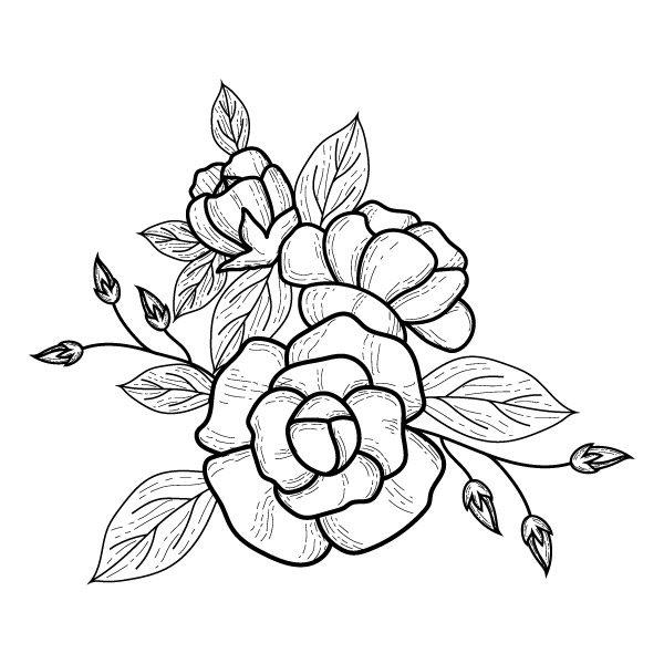gogivo_ 5209_Floral bouquet clipart png svg eps