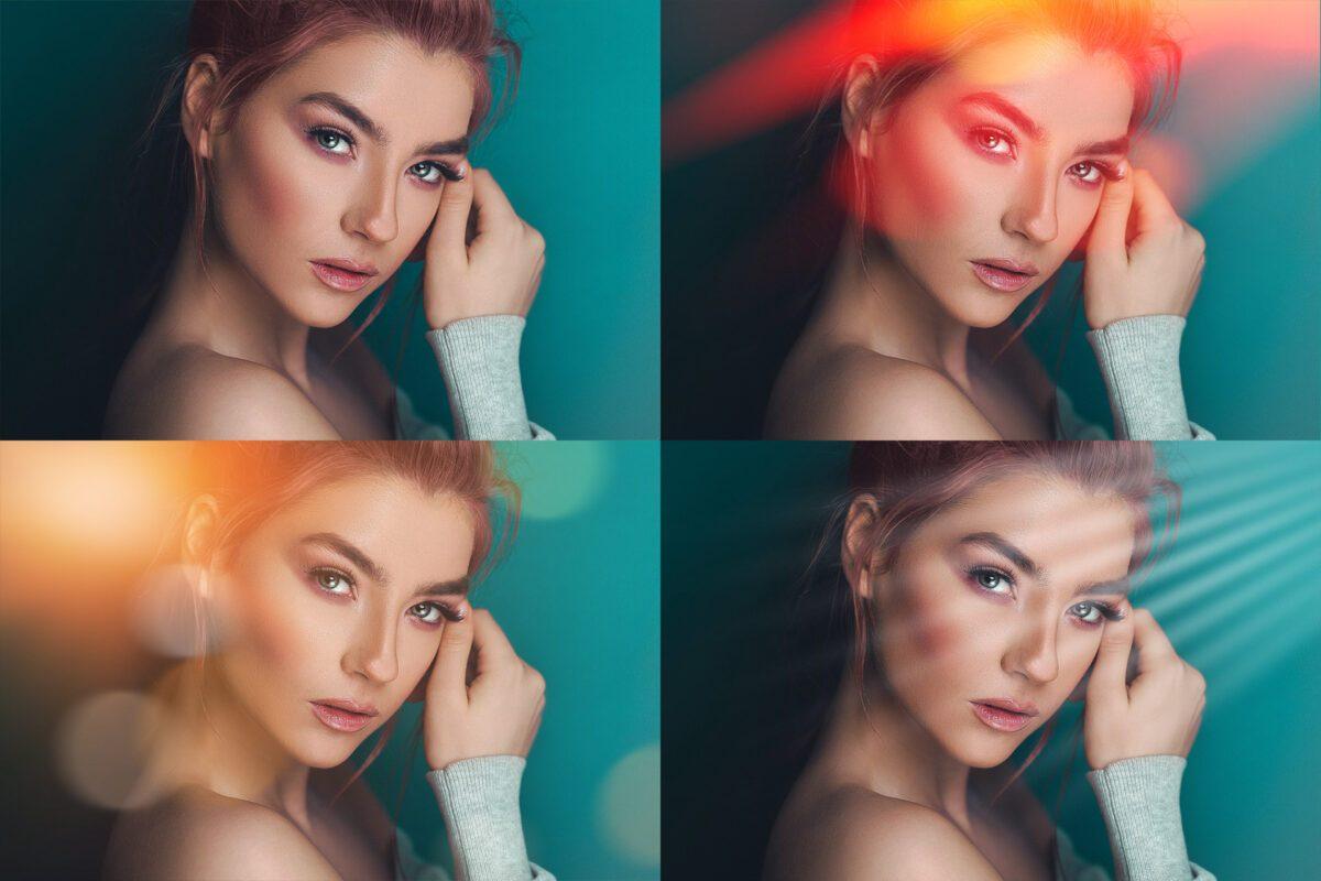 Sun-Light-Photoshop Overlay
