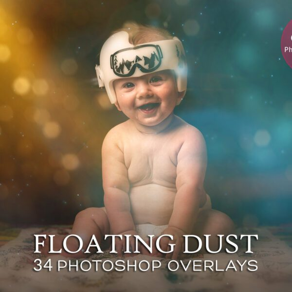 Floating dust overlays
