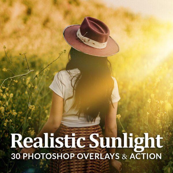 Realistic Sun Light Overlay_1