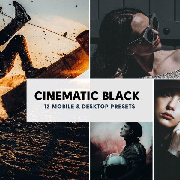 Cinematic Mobile & Desktop Lightroom Presets